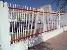 横杆喷塑护栏